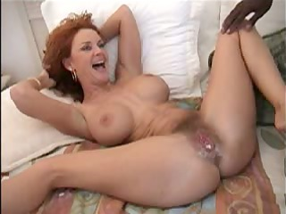 interracial non-professional wife creampie