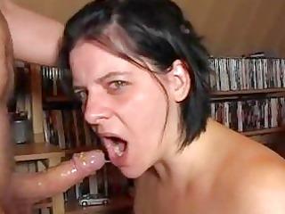 extraordinary deepthroat0 gag by german wife!!!!!
