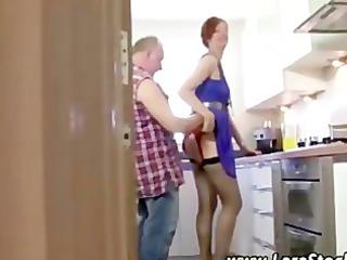watch stockings european housewife