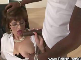 interracial knob sucking lady sonia