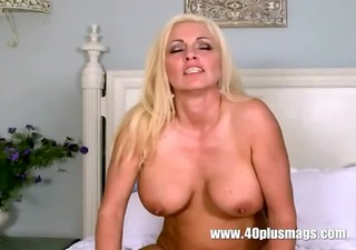 large titted 15 year old blond