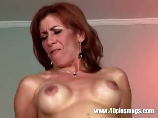 older mommy got curly cum-hole cleaned