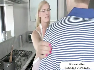 stepmom darryl hanah sex w younger guy