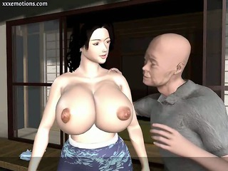 animated d like to fuck with biggest breasts