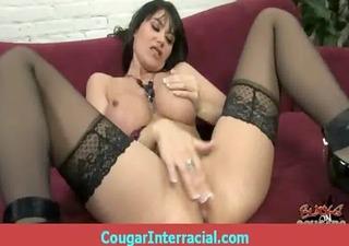 interracial hard bang a wicked cougar d like to