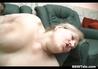 large breasted chubby harlots fucks one shlong