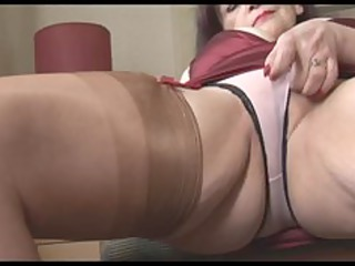 large titties older mother i shows off sheer