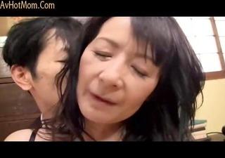 sexy japanese mom 5 by avhotmom
