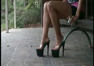 lgh - tamia extrem high heels outdoor