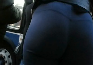 candid short episode of spandex butt of nyc