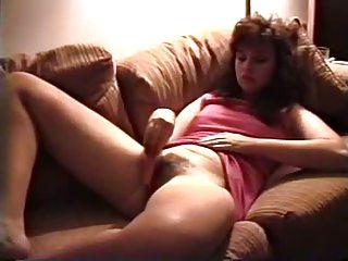 vintage d like to fuck masturbates bushy pussy