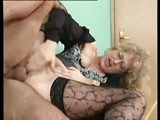 hawt german d like to fuck acquires anally drilled