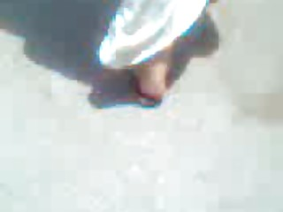 arabic older with cute sandals
