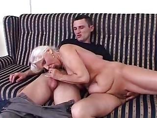 piss granny in satin urinate and fuck
