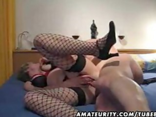 mature non-professional wife homemade doggy style